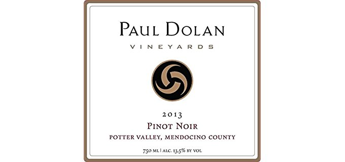 Paul Dolan Vineyards Organic Pinot Noir - Rich Mendocino County Pinot Noir