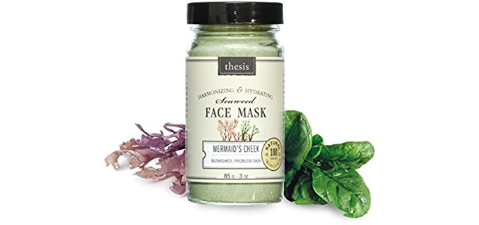 Thesis Seaweed Face Mask - Organic Face Mask Made with Seaweed