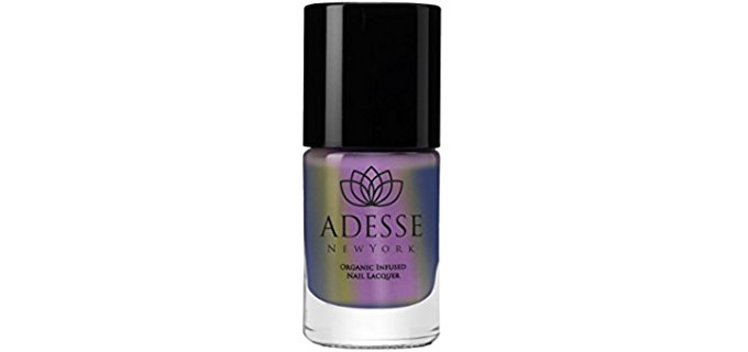 Adesse New York Organic Nail Laquer - Organically Infused Chrome Nail Polish