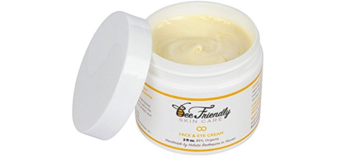 BeeFriendly Natural USDA Certified - All In One Eye Cream