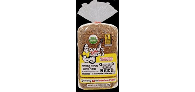 Dave's Killer Bread Organic Seed Loaf - The Best Organic Seed Loaf Online