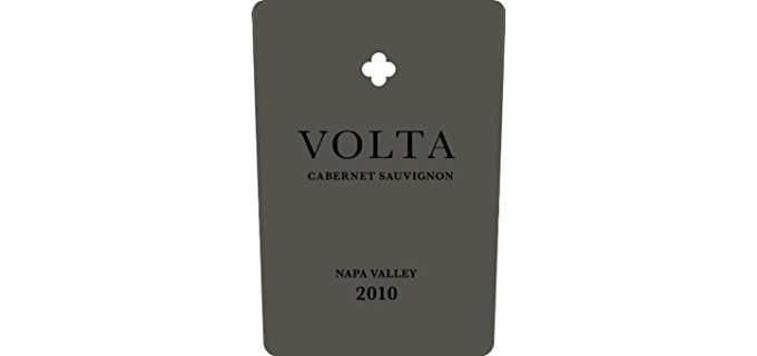 Mission Ridge Vineyards Volta Organic Cabernet Sauvignon - Deeply Decadant Red Wine with Berry Notes
