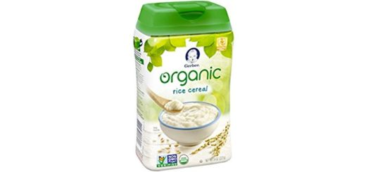 Best Organic Rice Cereal for Babies