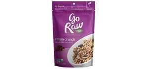 Go Raw Sprouted Grain Free - Organic Granola