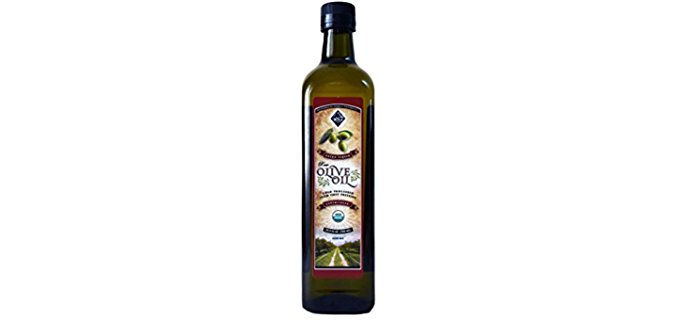 Wilderness Family Naturals Olive Oil - Cold Pressed Organic Olive Oil