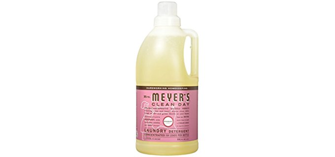 Mrs. Meyers Natural - Organic Biodegradable Laundry Detergent