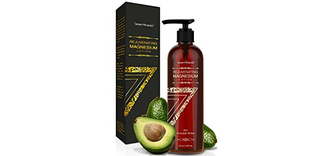 Seven Minerals Natural - Magnesium Body Lotion
