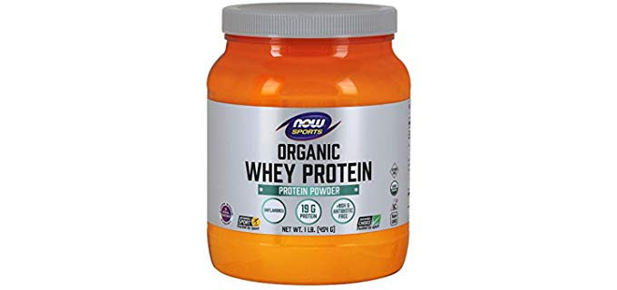Now Sports Natural - Whey Protein