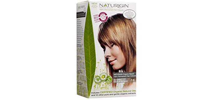 Naturigin Natural - Permanent Hair Color