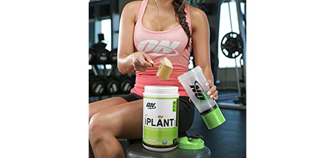 Optimum Nutrition Gold Standard - Plant-Based Protein Powder