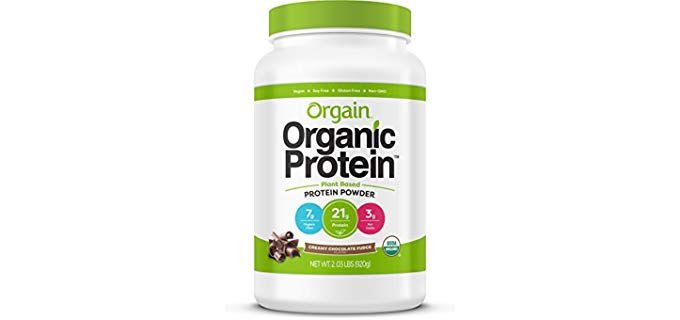 Orgain Plant-Based - Protein Powder