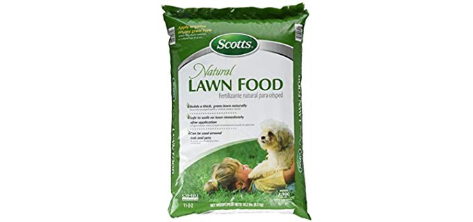 Scotts Natural - Lawn Food