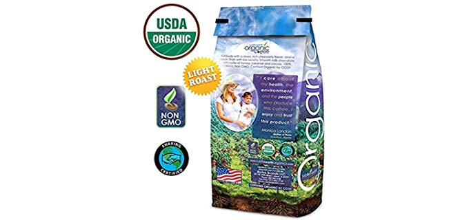 Cafe Don Pablo Organic - Gourmet Coffee