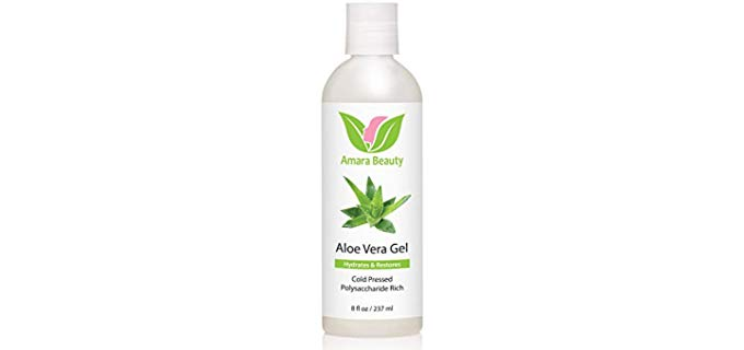Amara Beauty Cold Pressed - Aloe Vera Gel