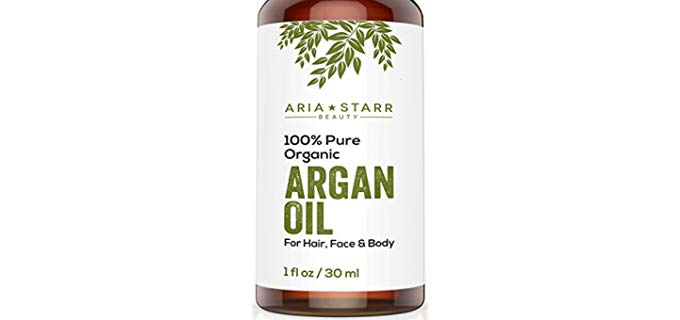 Aria Starr Beauty 100% Pure - Organic Argan Oil