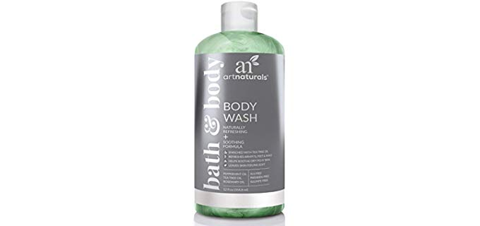ArtNaturals Tea Tree - Body Wash