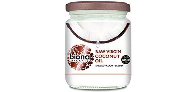 Biona Cold pressed - Raw virgin coconut oil
