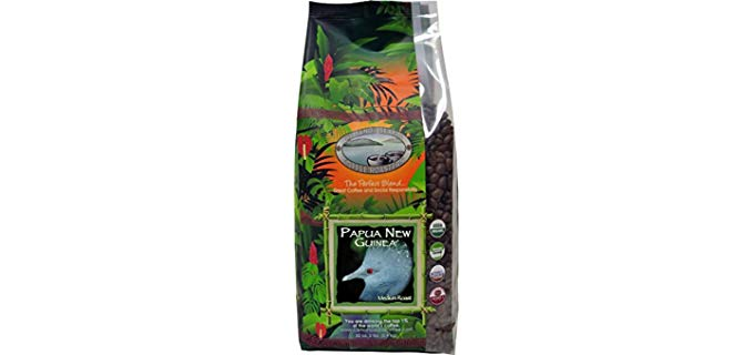 Camano Island Coffee Roasters Organic - Papua New Guinea Medium Roast