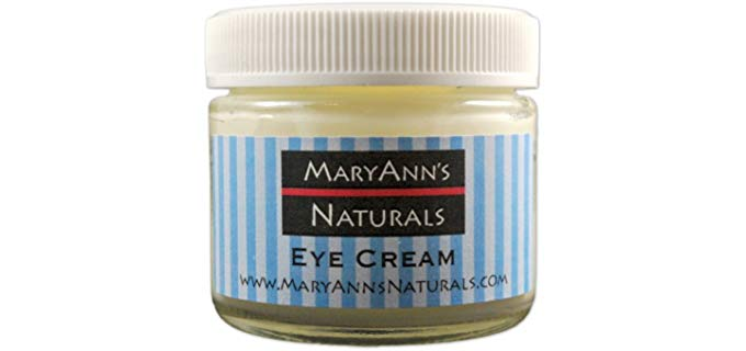 Mary Ann's Naturals Organic -  Handcrafted Eye Cream
