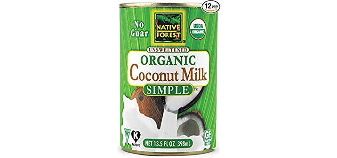 Native Forest Organic - Unsweetened Coconut Milk