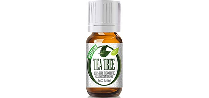 Healing Solutions 100% Pure - Therapeutic Grade Tea Tree Oil