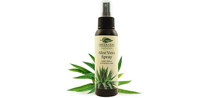 Green Leaf Naturals Pure - Aloe Vera Spray