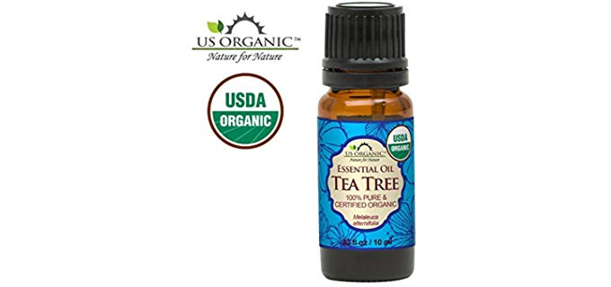 US Organic Organic - Essential Oil Tea Tree