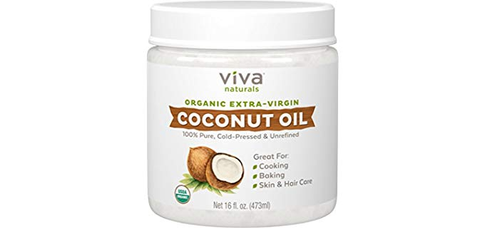 Viva Naturals Organic - Extra Virgin Coconut Oil