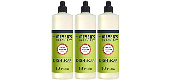 Mrs. Meyer's Clean Day Organic - Dish Soap