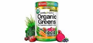 Purely Inspired Organic Greens - Super Greens Powder