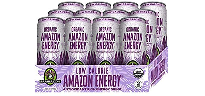 Sambazon Sambazon Amazon Energy - Antioxidant Rich Energy Drink