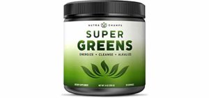 NutraChamps Super Greens - Premium Superfood