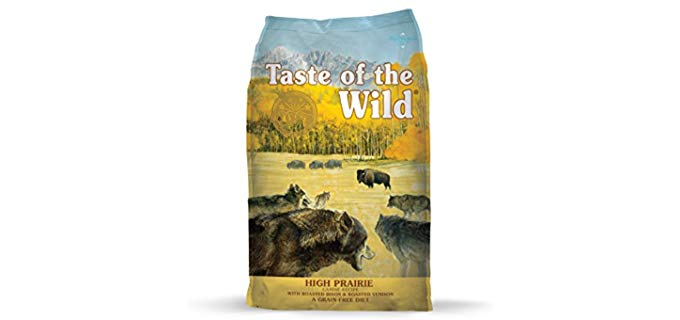 Taste of the Wild High Protein Real Meat  - Dry Dog Food