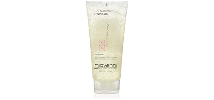 GIOVANNI Natural  - Styling Gel