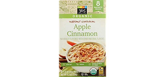 365 Everyday Value Organic - Instant Oatmeal