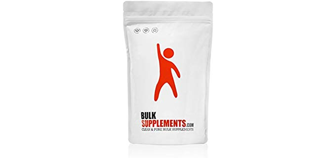 BulkSupplements Creatine Monohydrate - Pure High Performance Formula