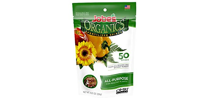 Jobe's Organic All Purpose - Organic Lawn Fertilizer