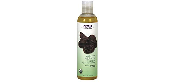 Now Solutions Certified - Organic Jojoba Oil