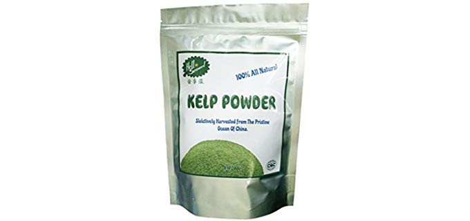 Fuzhou Wonderful Organic Kelp Powder - Kombu Organic Seaweed