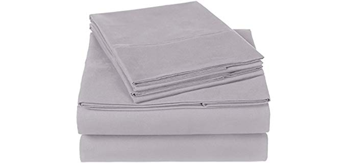 Pinzon Queen Grey - Organic Sheets