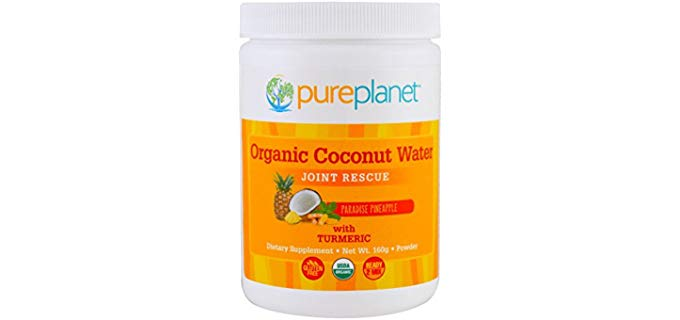 Pure Planet Water - Organic Coconut Water
