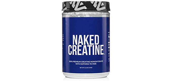 Naked nutrition Pure Creatine Monohydrate - Pure Creatine Monohydrate