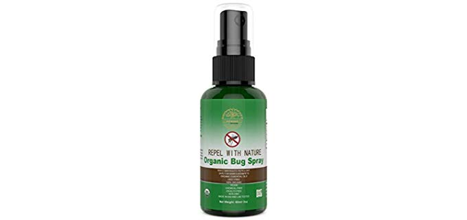 Rewind with Nature Bugs repel - Organic Bug Spray