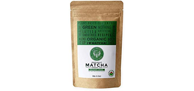 Soar Organics Organic Japanese Matcha - All Pure Matcha Powder
