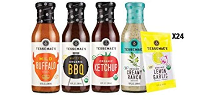 Tessemae's Whole30 Certified - Gluten-Free Barbeque Sauce
