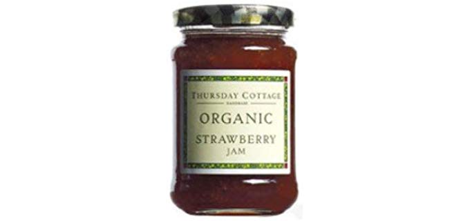 Thursday Cottage Organic Strawberry Jam - Organic Strawberry Jam