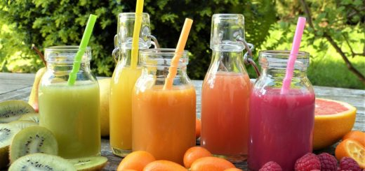 organic juice cleanses