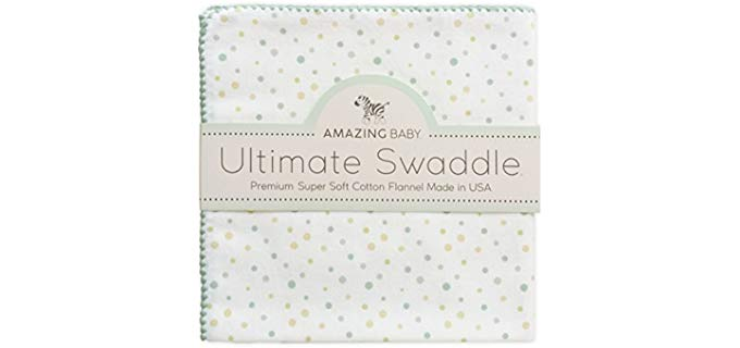 Amazing Baby Ultimate Swaddle - Winter Blanket