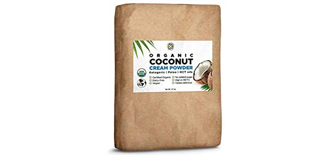 Earth Circle Organics Organic - Coconut Cream