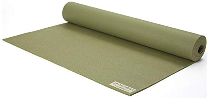 Jade Yoga Harmony Yoga Mat - Made of Natural Rubber